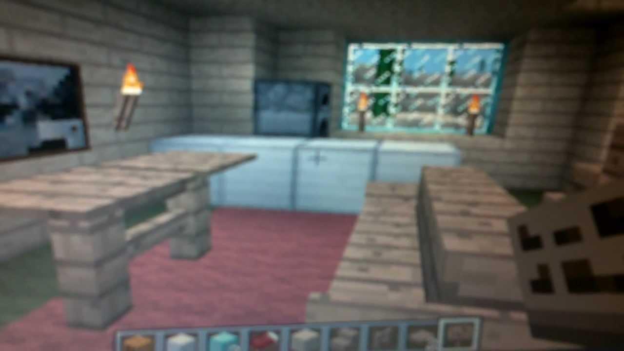 Minecraft - Squidward U0026 39 S House