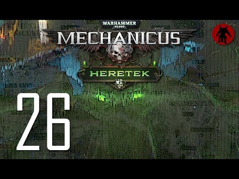 Warhammer 40,000 Mechanicus - Heretek #26 |