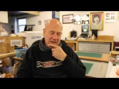 ROBIN ROSS - Interview 2015