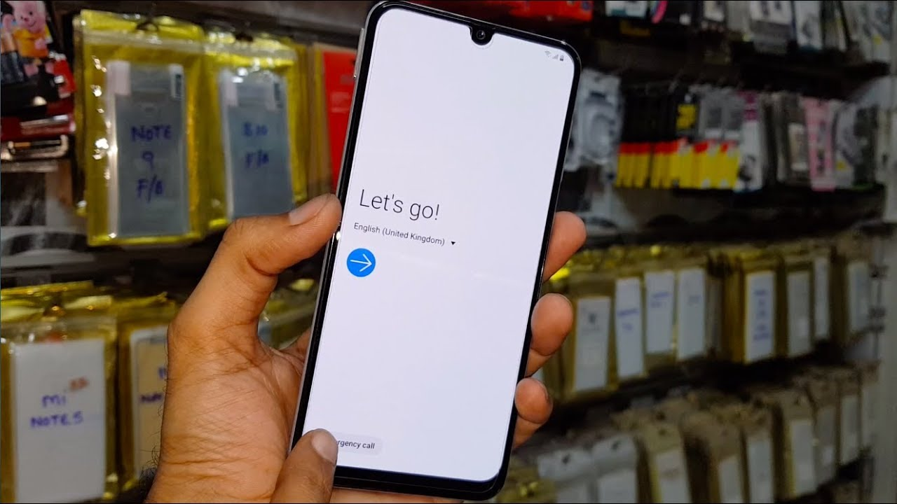Samsung A70 FRP remove android 9 0 one UI 2019