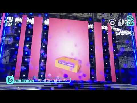 NCT Dream - MIRACLE De SUPER JUNIOR (슈퍼주니어) En Dream Concert 2018