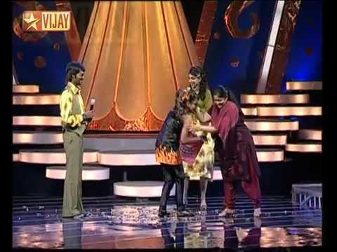 Rakshita - Airtel Super Singer Junior 3 - 11-03-12 - Hey Paadal Ondru - Retro Round.flv