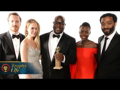 American Hustle and 12 Years a Slave Best Movies -- Golden Globes 2014