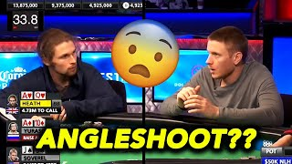 Was This An ANGLESHOOT On Live Poker Televison w/ $1,400,000 Up Top???