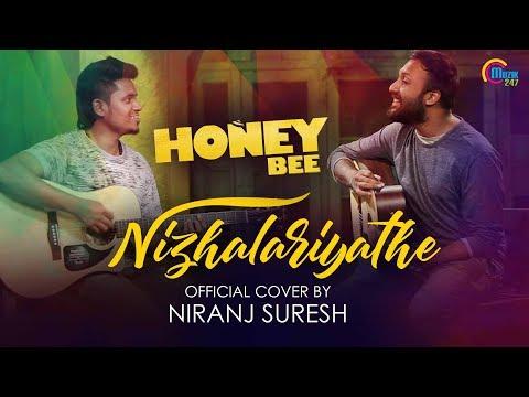 Nizhalariyathe Official Cover Ft. Niranj Suresh, Durwin D'Souza | Honey Bee | HD