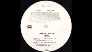(1994) Donna Allen - Real [David Morales House Piano Dub RMX]