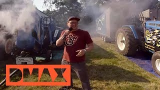 360° Tractor Pulling | Full Pull | DMAX Deutschland