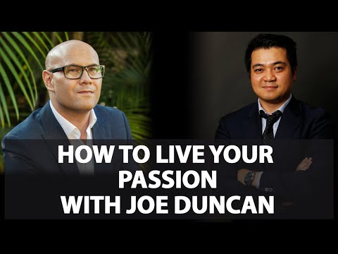 How To Live Your Passion with Joe Duncan the Founder of Before5am (KBS-EP08)