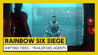 Rainbow Six Siege : Opération Shifting Tides – Trailer Wamai & Kali [OFFICIEL] VOSTFR
