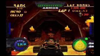 Rock N Roll Racing 2 - Red Asphalt [Varkon] 2