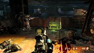 Metro: Last Light - (30) D6 (Final Fight - how to beat the tank)