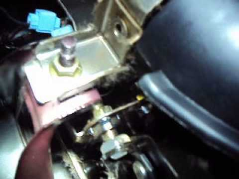 Nissan Altima 1998 1999 Cruise Control Switch Repair And