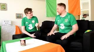 Ireland draw Denmark!