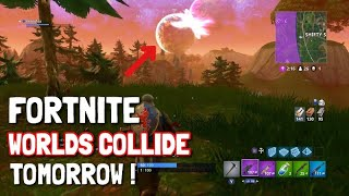 FORTNITE SEASON 5 BATTLE PASS - MAP CHANGES ( *BIG PATCH!* *BIG CHANGES!* ) - Worlds Collide