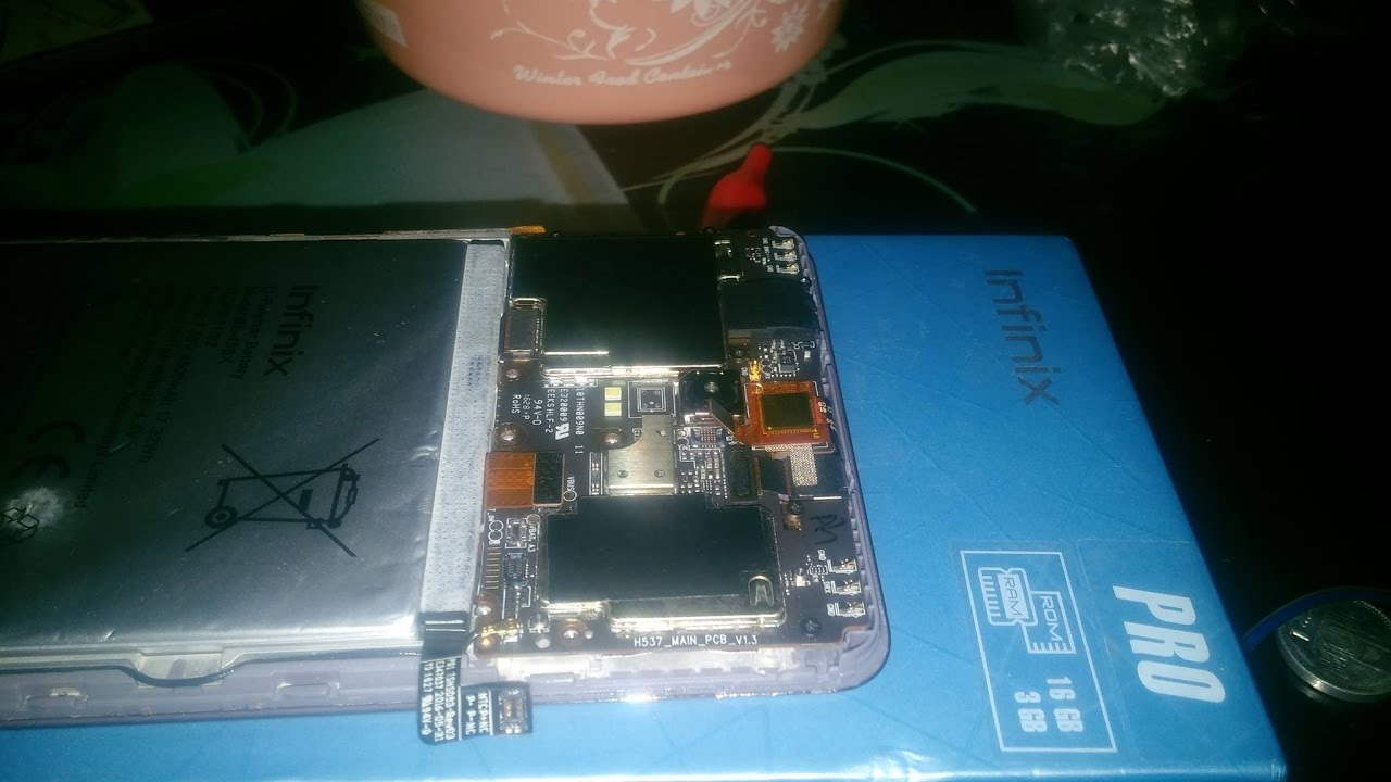 Infinix Note 3 and Note 3 Pro disassembly