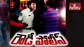 Police Constable Over Action In Hyderabad   Lawyers Responds on Issue   Telugu New   hmtv