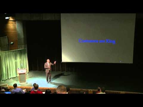 UVU: Executive Lecture - Lynn Blodgett
