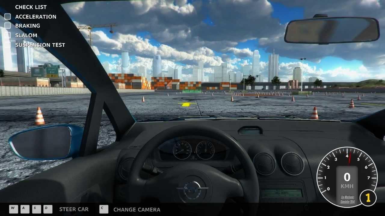 Car Mechanic Simulator 2014 Trainer Free Download