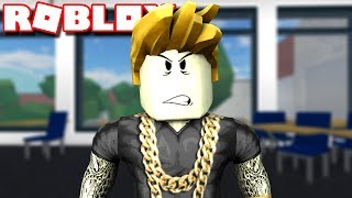 A SaD STORY OF A ROBLOX BULLY.