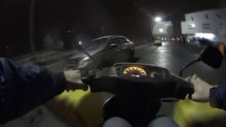 Обзор и тест-драйв Suzuki Lets 2