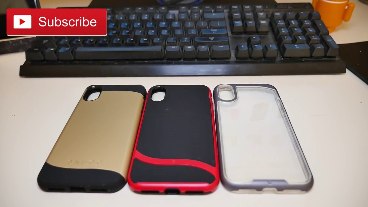 brand new f3d5a 63e34 iPhone X Snugg Case REVIEWS