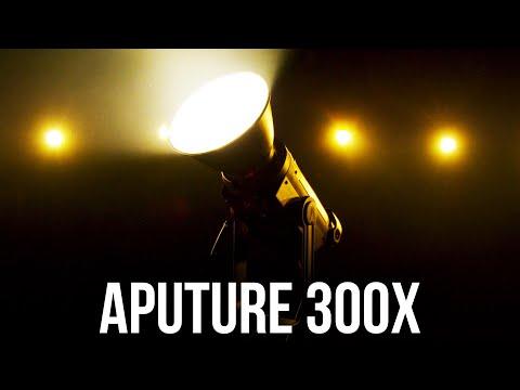 Introducing the Aputure 300x