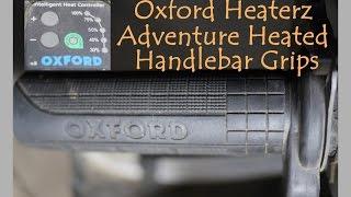 Oxford Heaterz Adventure Heated Handlebar Grips