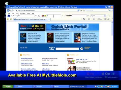 Advanced Searching on eBay - Don't Bid On It Series