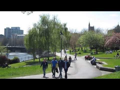 Bristol, United Kingdom // Sunny weather // 5th May, 2013