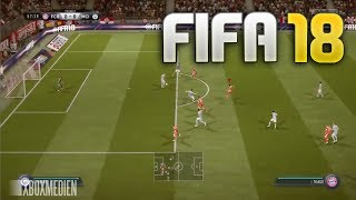FIFA 18 Official Gameplay Bayern Munich, Real Madrid etc. (Xbox One, PS4, PC)