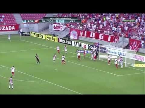 Melhores Momentos - Náutico 1 x 3 CRB - Campeonato Brasileiro Série B 2016