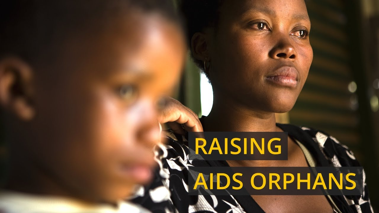 Raising AIDS orphans in South Africa - Olga's story