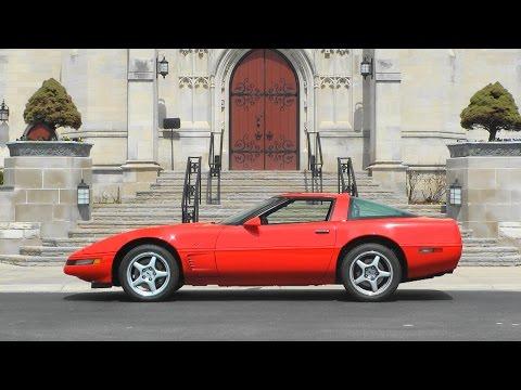 C4 Corvette ZR-1 | The Forgotten King of the Hill