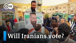 Will US sanctions influence Iran's elections? | DW News