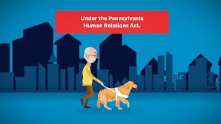 You cannot be denied housing because of your disability or need for a support or service animal. thumbnail