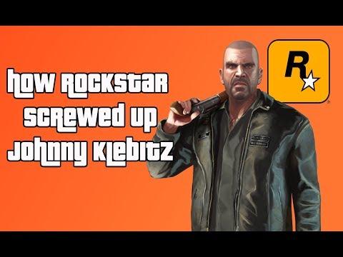 How Rockstar Games Screwed Up Johnny Klebitz
