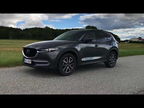 TEST: Mazda CX 5 2,2 Optimum (2017)