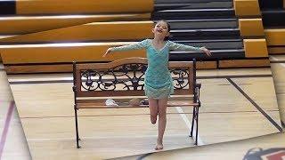 8-летняя БАЛЕРИНА ПОТЕРЯВШАЯ НОГУ покорила сцену