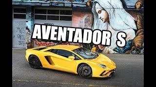 Lamborghini Aventador S: Klingt wie die Hölle - und geht auch so! 0-200 km/h Test | sport auto