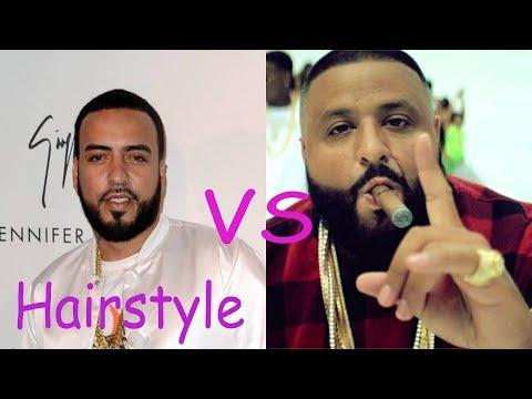 French montana hairstyle vs DJ khaled hairstyle (2018) thumbnail
