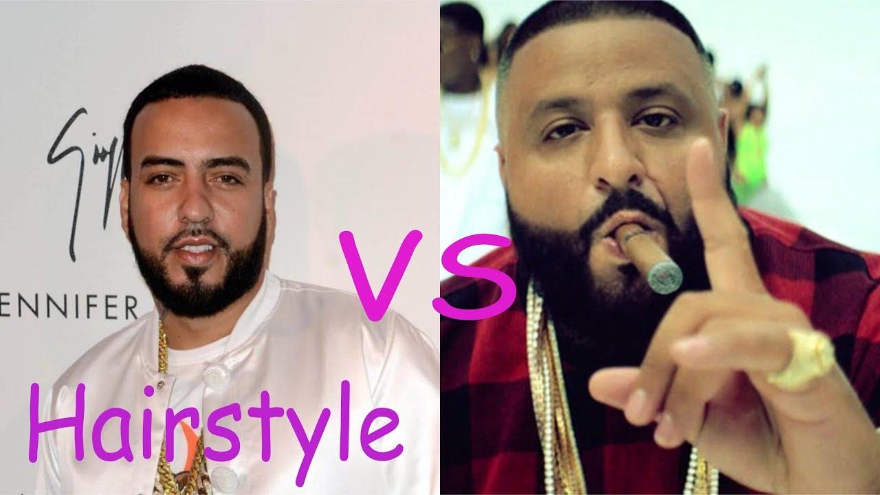 french montana hairstyle vs dj khaled hairstyle (2018) - youtube
