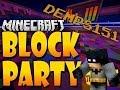 Minecraft Мини Игры ТАНЦЫ НА БЛОКАХ BLOCK PARTY mp3