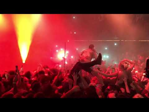 Travis Scott Live, HUNCHO JACK First Time Ever Performed, The Observatory