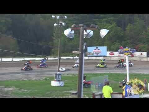 Bear Ridge Speedway 500 CC Heat Race 2