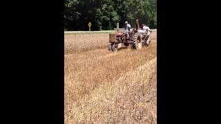 Hard Acres wheat harvest.MOV
