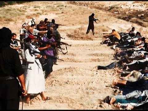 ISIS Posts Photos Claiming Mass Killing Of Iraqi Soldiers