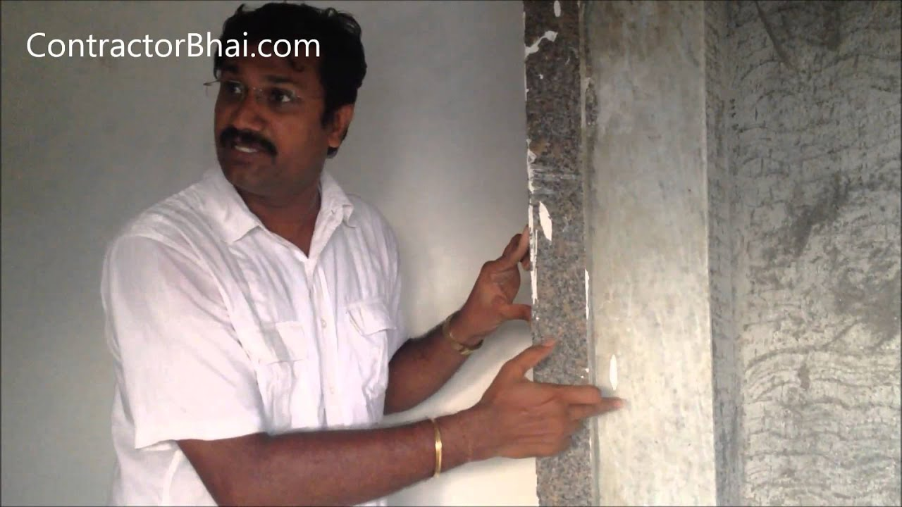Quot Granite Window Frame Quot By Contractorbhai Com Youtube