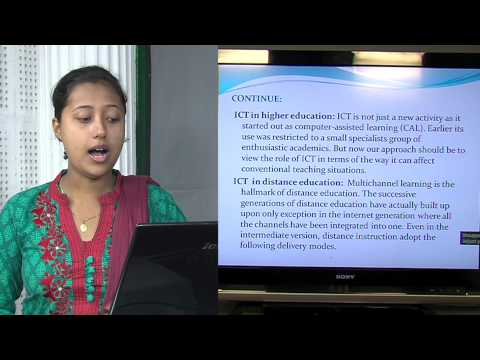 Role Of ICT