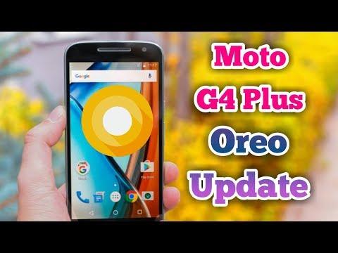 [HINDI]Moto G4 Plus Android Oreo Update
