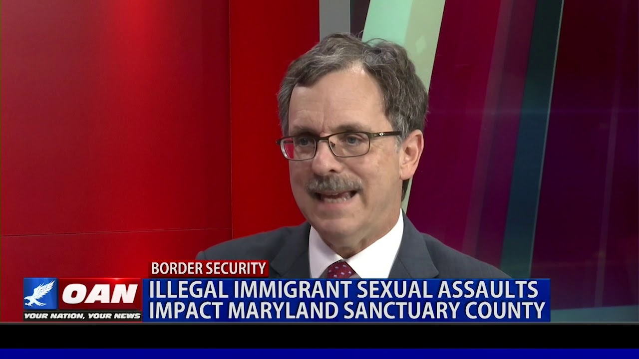 OAN Wave of illegal immigrant sexual assaults hits 'sanctuary county' in M.D.